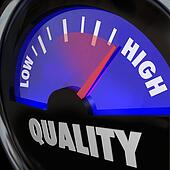 Quality Fuel Gauge Low Improving to High Increase