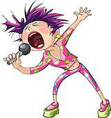 Female Pop Singer