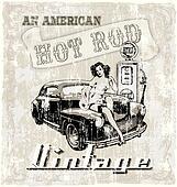 hot rod american