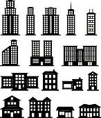Building Clip Art Royalty Free GoGraph