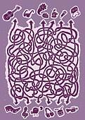 Music Maze Game