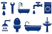 isolated bath objects