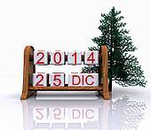 Date - December 25