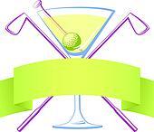 Golf Martini