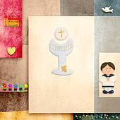 Holy Communion invitations sailor boy
