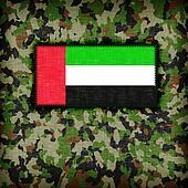 Amy camouflage uniform, UAE