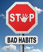 stop bad habits