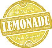 Vintage Lemonade Sign