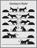Donkey's Rule