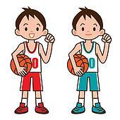 Boy to play basketball