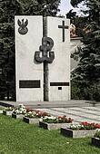 Polish memorial.