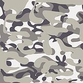 Classic urban military camuoflage pattern