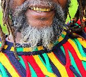 Caribbean man.