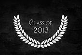 diamond laurel for 2013 graduation