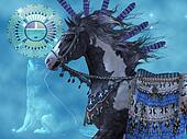 Year of the Wolf Horse