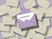 miss you letter