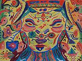 Totem Face Paint