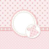 Baby Dress Clip Art - Royalty Free - GoGraph