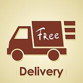 Truck free delivery.