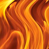 Fire - Abstract background