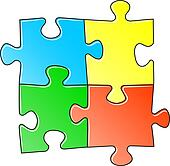 Clip Art Puzzle Clip Art jigsaw puzzle clip art royalty free gograph puzzle