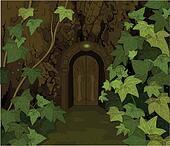 Gates of Magic Elves Castle
