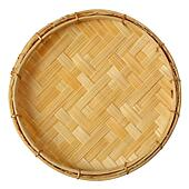 Bamboo mini basket