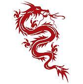 Dragon - a symbol of oriental culture