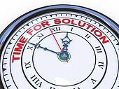 3d time management clock