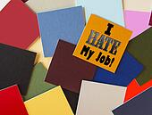 I Hate My Job! For Business, Teaching, Office & Workers