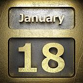 january 18 golden sign