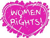 Women rights symbol