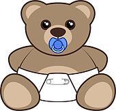 Clip Art Baby Bear Clipart baby bear clip art royalty free gograph polar family bear