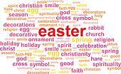 Easter Cloud