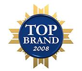 Top Brand Award of Year 2008