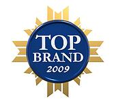 Top Brand Award of Year 2009