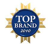 Top Brand Award of Year 2010