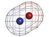 Nitric oxide (NO) free radical and signaling molecule, molecular