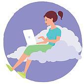 Internet on a cloud
