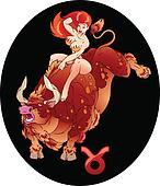 Horoscope. Taurus.