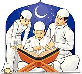 Kids Learn to Read Al-Quran with Th