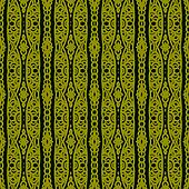 Ethnic pattern with lacy ornament
