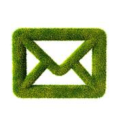 Grass Email symbol