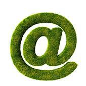 Grass Email symbol