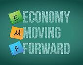 economy moving forward