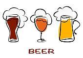 Royalty Free Irish Beer Clip Art - GoGraph