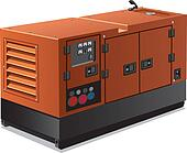industrial power generator