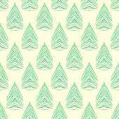 1930s geometric art deco pattern