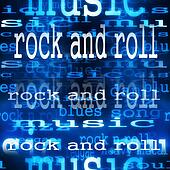Concept Rock and roll word