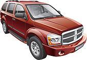 American full-size SUV